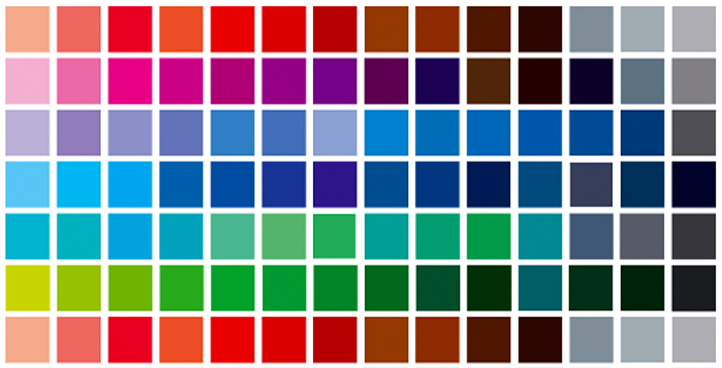 Color Matching of Screen printing